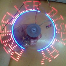 Propeller LED Display – Culmination Project