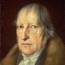 Hegel and Marx: logical studies